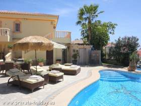 Teneriffa Luxusvilla mit Privatpool