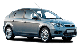 Mietwagen Ford Focus Hatchback